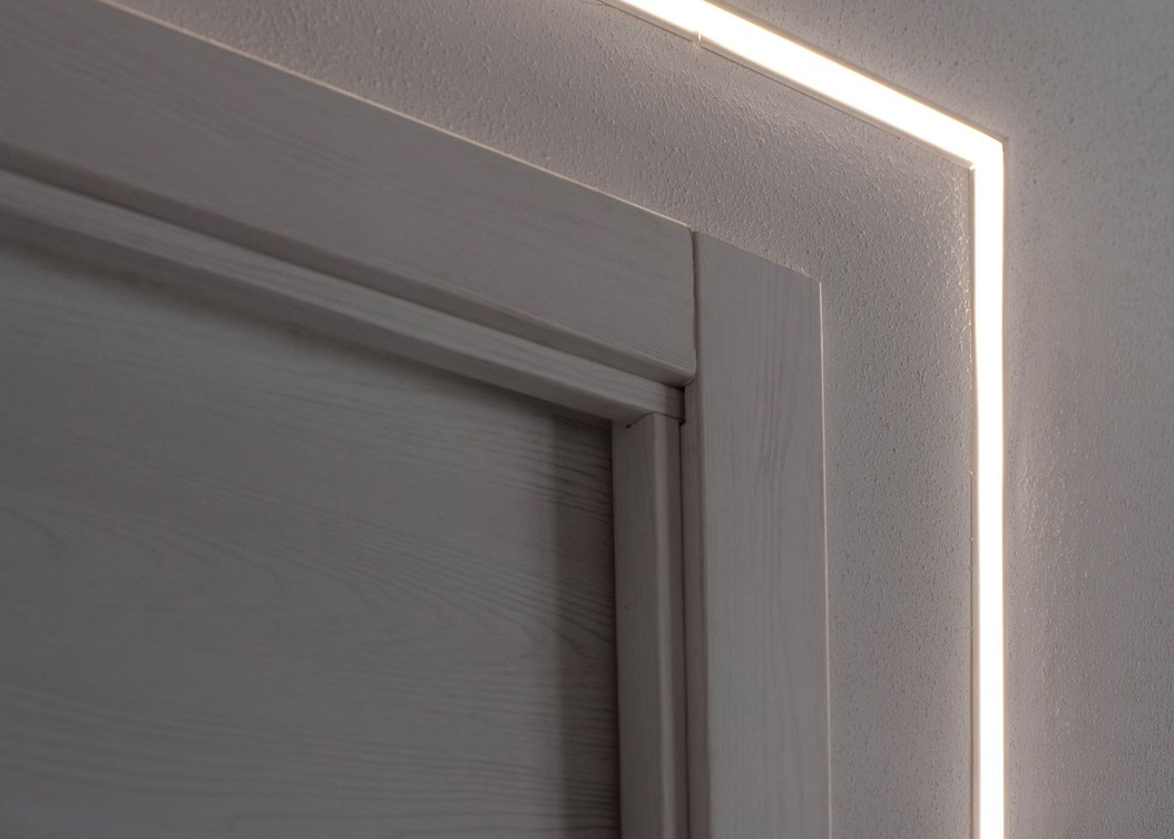 Aluminium profiles for LED
