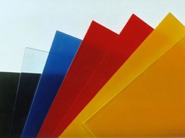 Coloured polystyrene Metze Plast